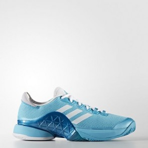 Zapatillas Adidas para hombre barrica samba azul/footwear blanco AQ6295-252