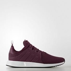Zapatillas Adidas para hombre x_plr maroon/footwear blanco BB1102-253