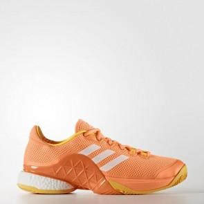 Zapatillas Adidas para hombre barrica boost glow naranja/footwear blanco/solar gold BA9104-254