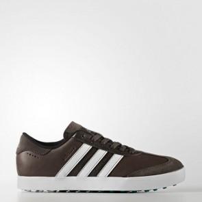 Zapatillas Adidas para hombre cross v marrón/footwear blanco/eqt verde F33393-261