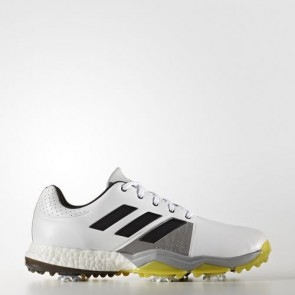 Zapatillas Adidas para hombre power boost 3 footwear blanco/carbon/vivid amarillo Q44759-263
