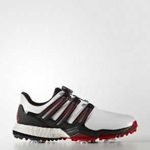 Zapatillas Adidas para hombre power boost footwear blanco/core negro/scarlet Q44867-267
