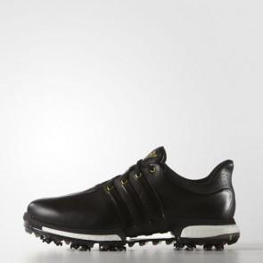 Zapatillas Adidas para hombre tour 360 boost core negro/gold metallic F33250-270