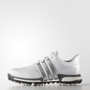 Zapatillas Adidas para hombre tour 360 boost footwear blanco/silver metallic/dark silver metallic F33261-278