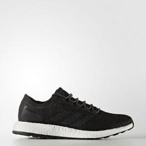 Zapatillas Adidas para hombre pure boost core negro/gris oscuro BA8899-288