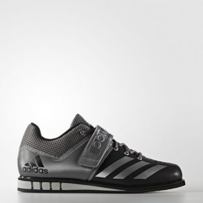 Zapatillas Adidas para hombre powerlift.3 core negro/silver metallic/iron metallic AQ3330-305