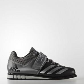 Zapatillas Adidas para hombre powerlift.3 core negro/silver metallic/iron metallic AQ3330-305