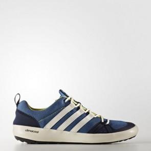 Zapatillas Adidas para hombre terrex climacool core azul/chalk blanco/bright amarillo BB1908-321