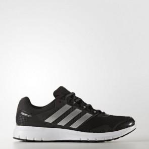 Zapatillas Adidas para hombre duramo 7 core negro/silver metallic BA7384-330