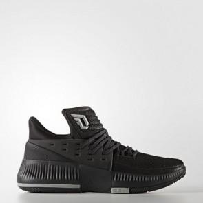 Zapatillas Adidas para hombre dame 3 core negro/medium gris BY3206-339