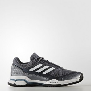 Zapatillas Adidas para hombre barrica club silver metallic/night metallic/core negro BA9155-346