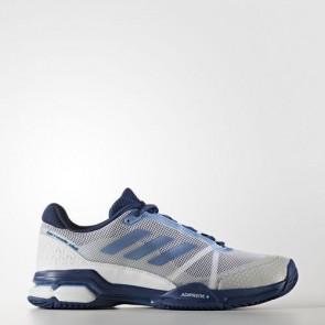 Zapatillas Adidas para hombre barrica club footwear blanco/tech azul metallic/mystery azul BA9153-352