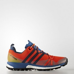 Zapatillas Adidas para hombre terrex agravic energy/core azul/core negro BB0965-355