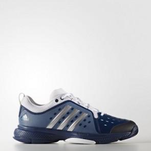 Zapatillas Adidas para hombre barrica classic mystery azul/silver metallic/footwear blanco BY2918-361