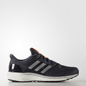 Zapatillas Adidas para hombre super nova midnight gris/silver metallic/collegiate navy BB3462-362