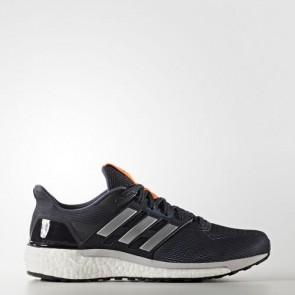 Zapatillas Adidas para hombre super nova midnight gris/silver metallic/collegiate navy BB3462-362