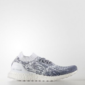 Zapatillas Adidas para hombre ultra boost uncaged non dyed/footwear blanco/collegiate navy BA9616-369