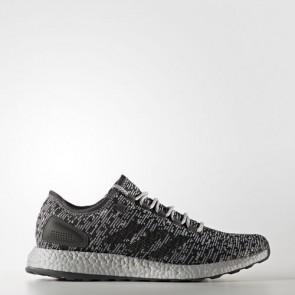 Zapatillas Adidas para hombre pure boost gris oscuro/medium gris S80701-371