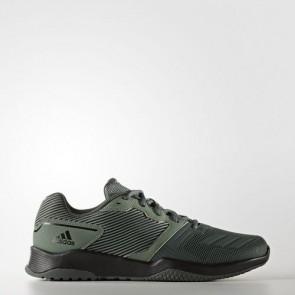 Zapatillas Adidas para hombre gym warrior 2.0 trace verde/utility ivy/core negro BA8961-372