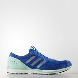 Zapatillas Adidas para hombre zero takumi azul/silver metallic/easy verde BB5674-376