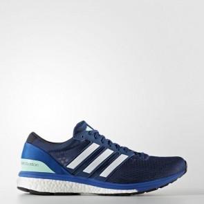 Zapatillas Adidas para hombre zero boston 6 mystery azul/night navy/azul BA7933-391