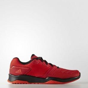 Zapatillas Adidas para hombre gym warrior 2.0 scarlet/core negro BA8960-392