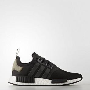 Zapatillas Adidas para hombre nmd_r1 core negro/footwear blanco BA7251-393
