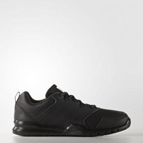Zapatillas Adidas para hombre essential star 3 core negro/utility negro/footwear blanco BA8949-396