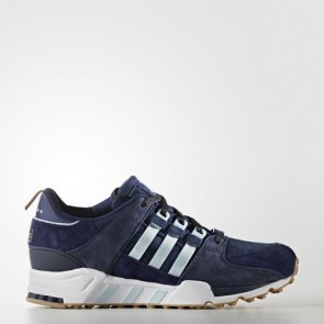 Zapatillas Adidas para hombre support berlin collegiate navy/eqt amarillo B27662-398