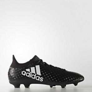 Zapatillas Adidas para hombre x 16.3 césped natural core negro/footwear blanco BB5643-410