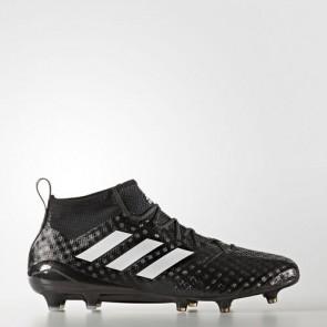 Zapatillas Adidas para hombre ace 17.1 césped natural core negro/footwear blanco/night metallic BB4317-412