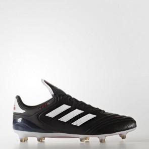 Zapatillas Adidas para hombre copa 17.1 césped natural core negro/footwear blanco/rojo BA8515-414