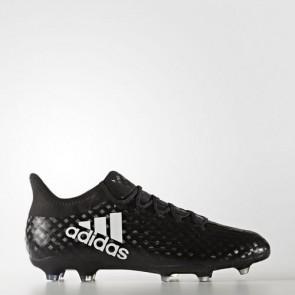 Zapatillas Adidas para hombre x 16.2 césped natural core negro/footwear blanco BB5633-419
