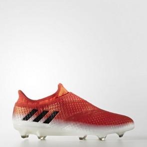 Zapatillas Adidas para hombre messi 16+ césped natural footwear blanco/core negro/rojo BB1870-430