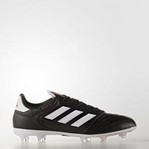 Zapatillas Adidas para hombre copa 17.2 césped natural core negro/footwear blanco BA8522-440