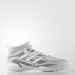 Zapatillas Adidas para hombre ace 17.3 primemesh clear gris/footwear blanco/core negro BB5971-443