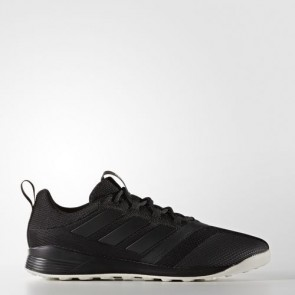 Zapatillas Adidas para hombre ace tango 17.2 core negro/crystal blanco BA9824-448