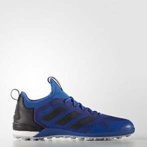 Zapatillas Adidas para hombre ace tango 17.1 azul/core negro/footwear blanco BA8535-451