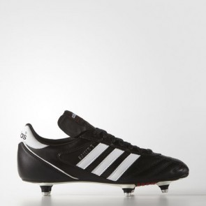 Zapatillas Adidas para hombre kaiser negro/footwear blanco/rojo 33200-453