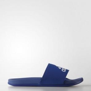 Zapatillas Adidas para hombre chancla lette cloudfoam plus collegiate royal/footwear blanco AQ3113-464