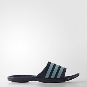 Zapatillas Adidas para hombre chancla pure cloudfoam collegiate navy/vapour steel/clear gris AQ3937-469