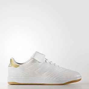 Zapatillas Adidas para hombre copa tango 17.2 footwear blanco/gold metallic BY1714-472
