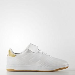 Zapatillas Adidas para hombre copa tango 17.2 footwear blanco/gold metallic BY1714-472