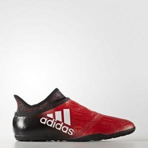 Zapatillas Adidas para hombre sala x tango 16+ purechaos indoor rojo/footwear blanco/core negro BY2823-479