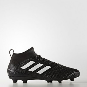 Zapatillas Adidas para hombre ace 17.3 primemesh césped natural core negro/footwear blanco/night metallic BA8508-486