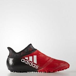 Zapatillas Adidas para hombre x tango 16+ purechaos calle o moqueta rojo/footwear blanco/core negro S82081-495
