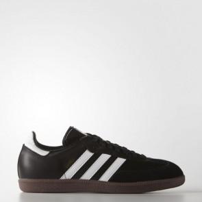 Zapatillas Adidas para hombre samba negro/footwear blanco 19000-497