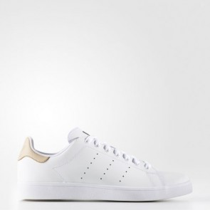 Zapatillas Adidas para hombre stan smith footwear blanco/pale nude/gold metallic BB8746-499