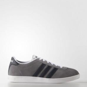 Zapatillas Adidas para hombre vl court gris/collegiate navy/footwear blanco F99259-507