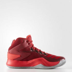 Zapatillas Adidas para hombre d rose dominate 4 collegiate burgundy/scarlet/medium gris BB8179-514